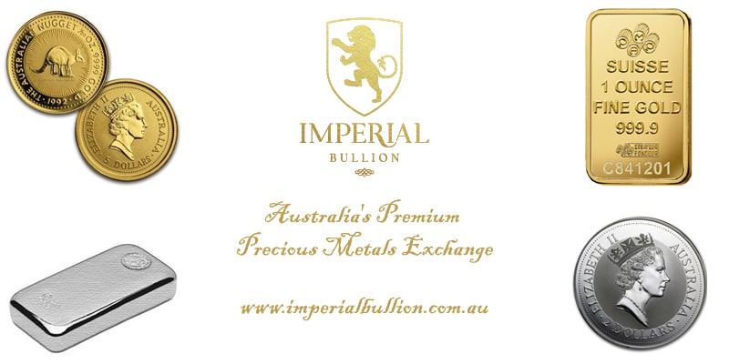 Gold Silver Bullion Coins Collectibles by Imperial Bullion